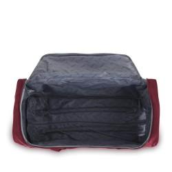 Пътна чанта на колела 83 см. червена – Week