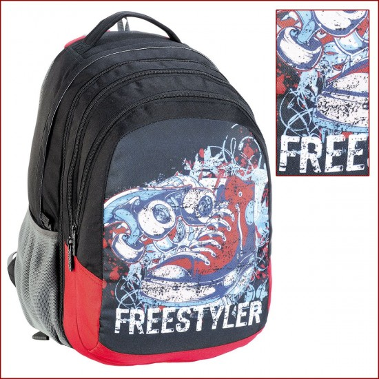 Explore FREESTYLER 2 в 1