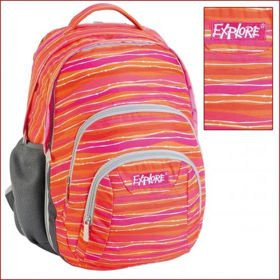 Explore Orange Pink 2 в 1