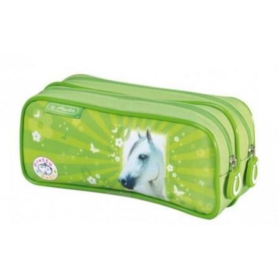 Празен ученически несесер Pretty Pets Horse Herlitz 11352473