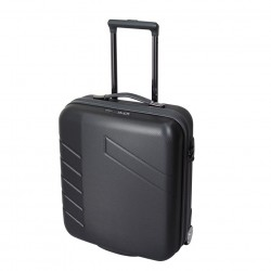 Куфар Tourer 4 W 50 см - черен