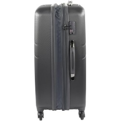 Куфар Tourer 4 W 76 см - черен