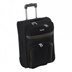 Куфар Orlando 2W 53 см - черен