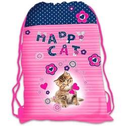 Ученическа спортна торба Cat
