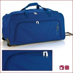 Пътна чанта на колела 83 см. синя – Week