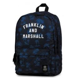 Stationery Team Ученическа раница с две отделния Franklin and Marshall Blue 10937