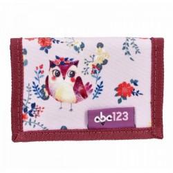 ABC123 Портмоне - OWL