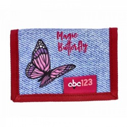 ABC123 Портмоне - BUTTERFLY