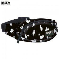 BackUP Чанта за кръст Black Cats S34