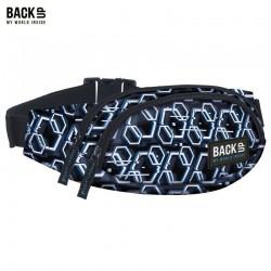 BackUP Чанта за кръст Hexagons A53