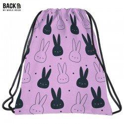 BackUP Спортна торба Pink Rabbit A35