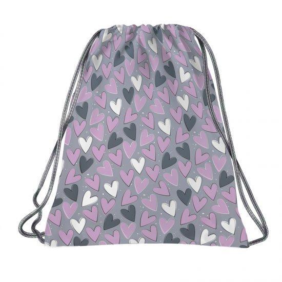 Спортна торба A04 Hearts BackUp