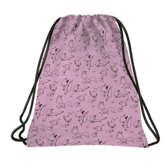Спортна торба A28 Pink Fox BackUp