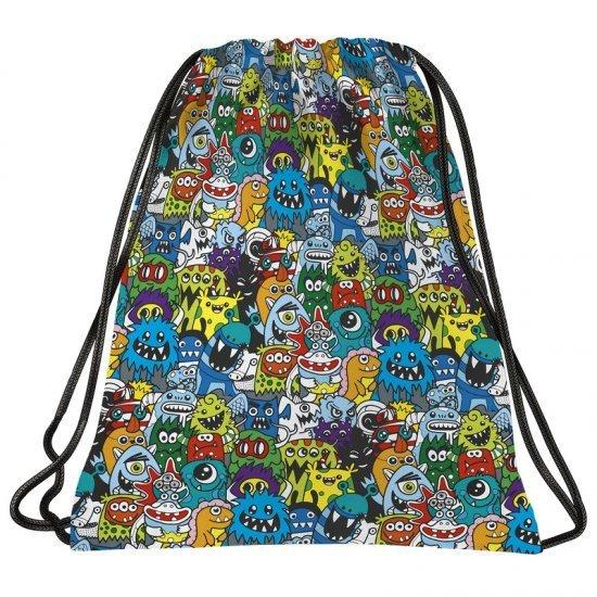 Спортна торба A47 Monsters BackUp