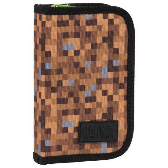 Ученически несесер S68 Pixels BackUp, 1 отделение