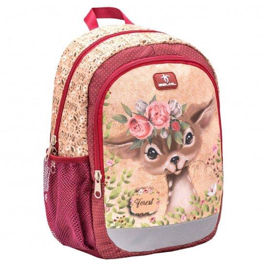 Belmil Раница за детска градина - Animal Forest Bambi