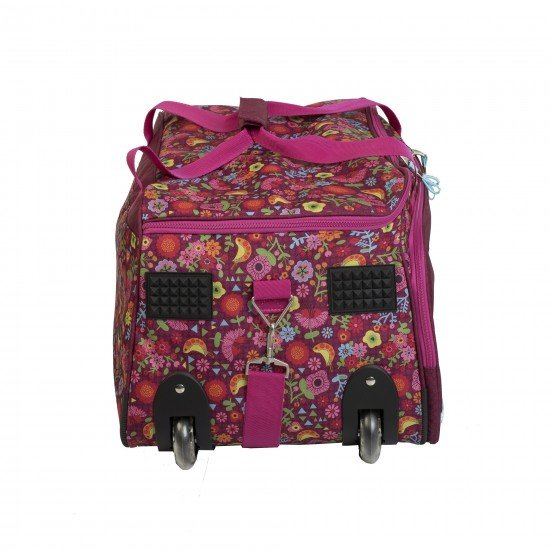 Пътна чанта на колела Бускет