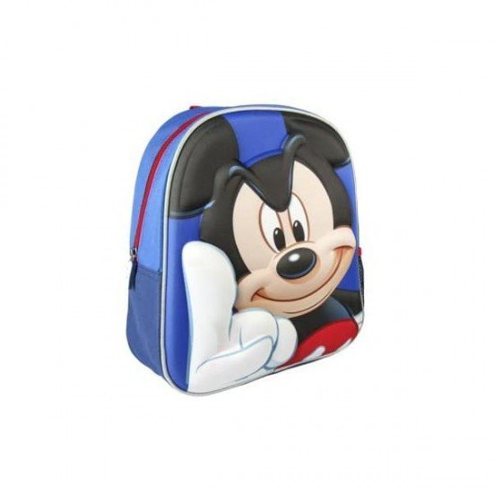 MICKEY 3D малка раница
