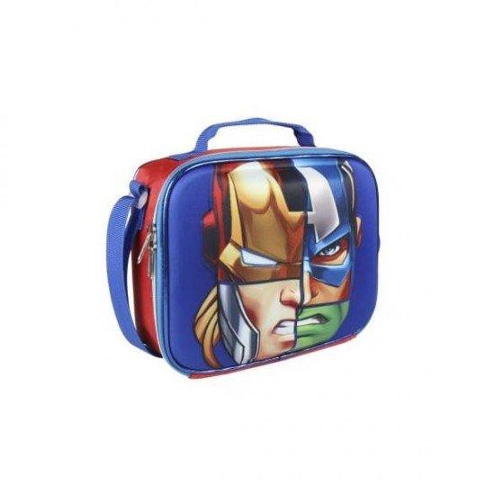 AVENGERS 3D термо чанта