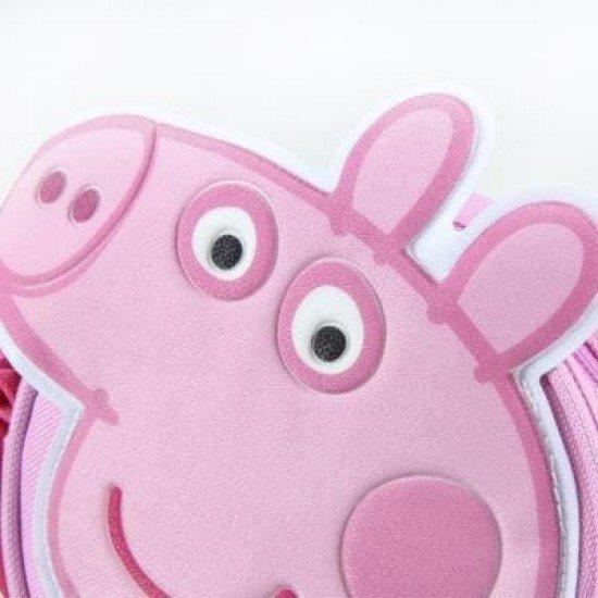 PEPPA PIG 3D малка чанта