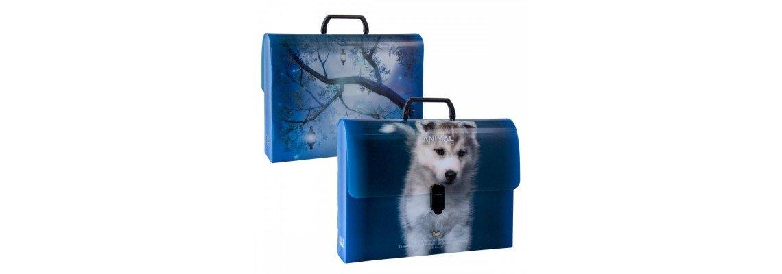 Куфарчета, папки, кутии