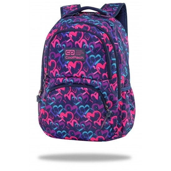 Раница COOLPACK - DART - DRAWING HEARTS