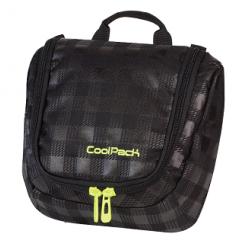 Cool Pack Camp Vanity Козметичен несесер Black & Yellow