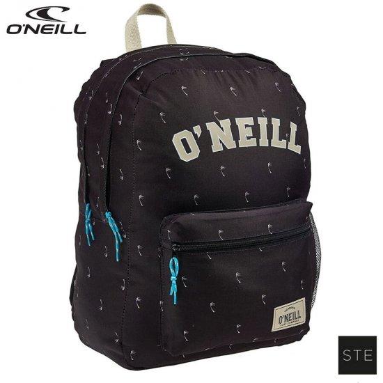 Ученическа раница с две отделения O'Neill Boys Black