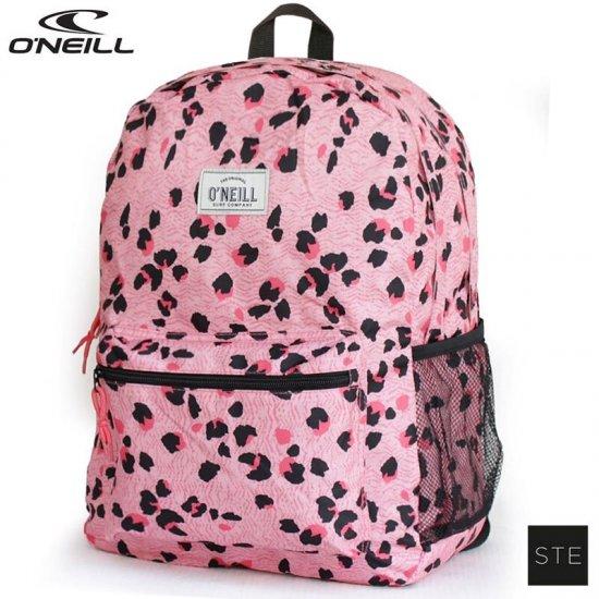 Ученическа раница с две отделения O'Neill Girls Pink