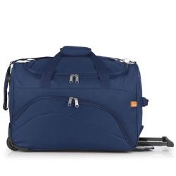 Пътна чанта на колела 50 см. синя – Week