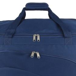 Пътна чанта на колела 66 см. синя – Week