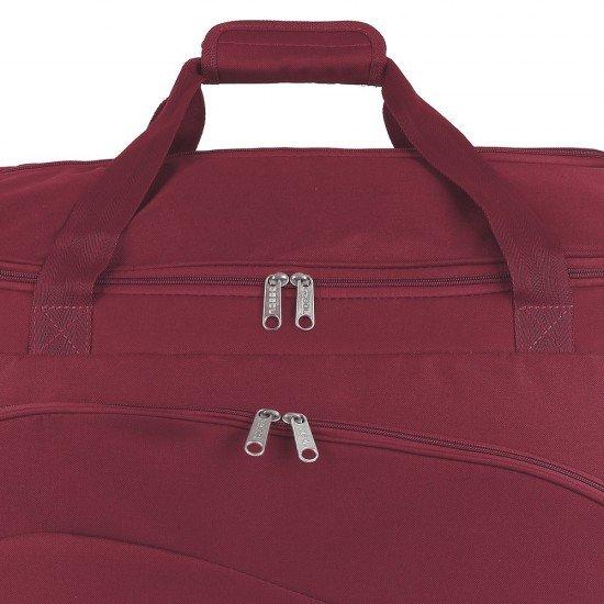 Пътна чанта на колела 66 см. червена – Week