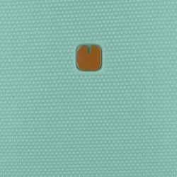 ABS куфар 55 см. зелен - Mosaic