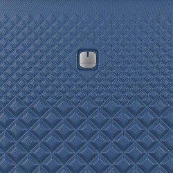 ABS куфар 67 см. син - Oporto