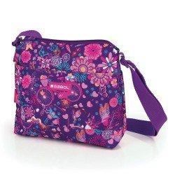 Abril чанта лилава
