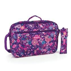 Abril чанта с несесер