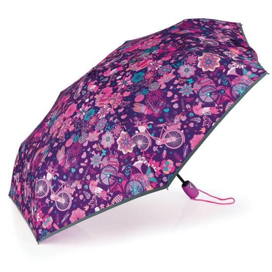 Abril чадър 55 см. сгъваем