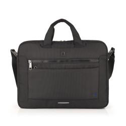 """Бизнес чанта за лаптоп 15.6"""" Info черна"""