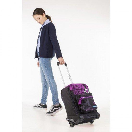 Куфар-раница MITAMA Dr.Trolley - ROCKSTAR