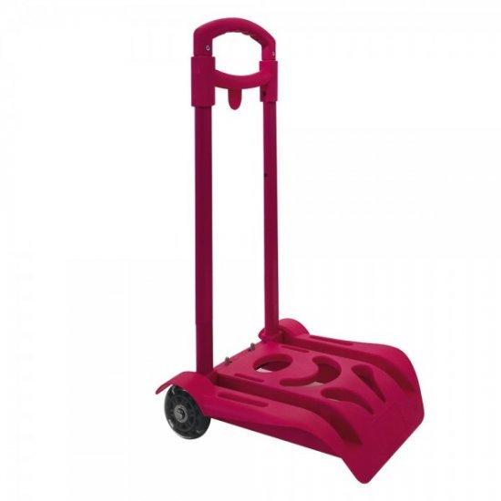 Количка за раница на колела Mitama Trolley - Розова