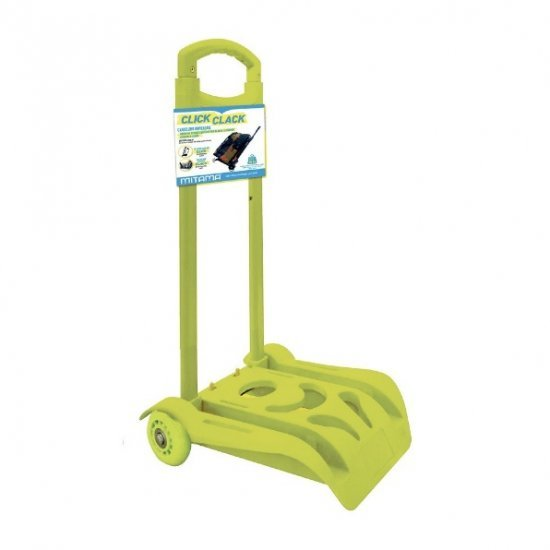 Количка за раница на колела Mitama Trolley - Зелена