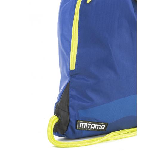 Спортна торба Blue Mitama, подарък ключодържател