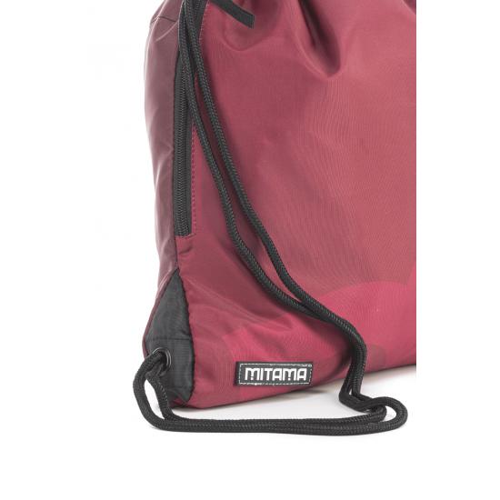 Спортна торба Red Mitama, подарък ключодържател