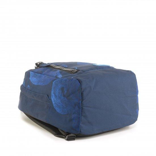 Ученическа раница Mitama Tag Deep Blue, подарък слушалки