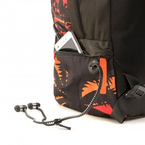 Ученическа раница Mitama Tag Sunset, подарък слушалки
