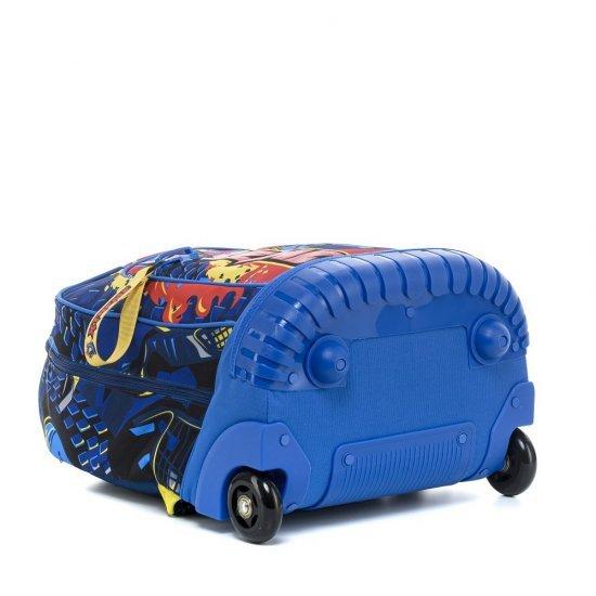 Ученическа раница на колела Mitama Trolley Run Truck, подарък Шапка