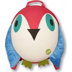 Детска кръгла раница - Птиче
