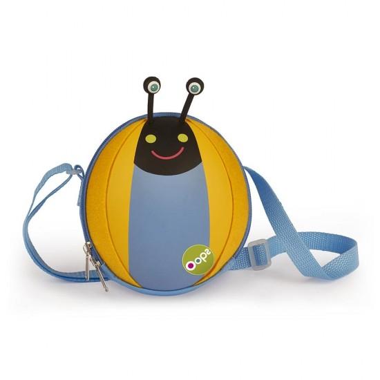 Детска 3D раница - Охлюв