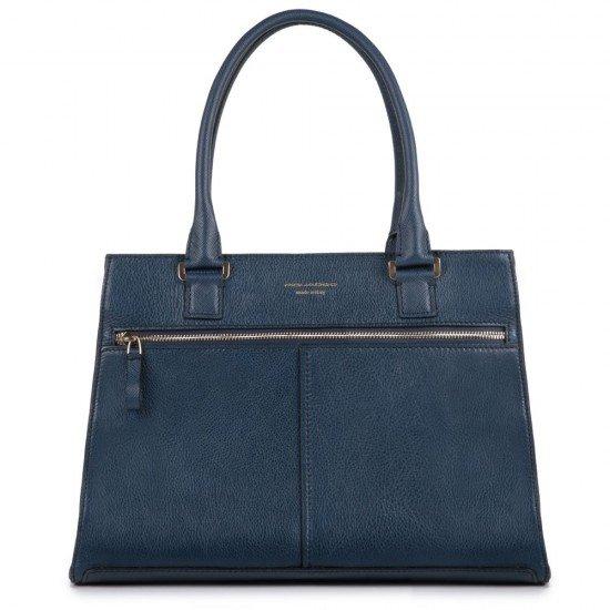 Дамска чанта Archimede - тъмно синя