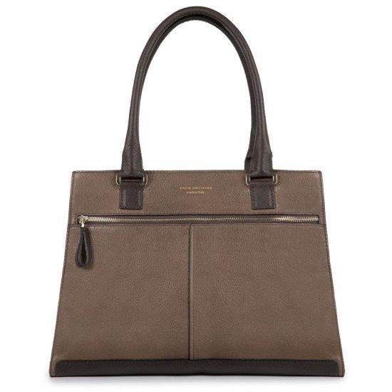 Дамска чанта Archimede - кафява